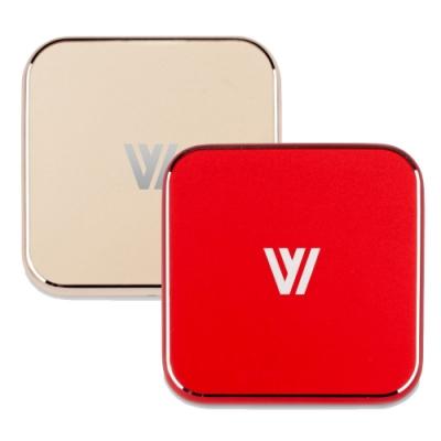 Wyless方塊鏡光15W無線Qi快速充電器