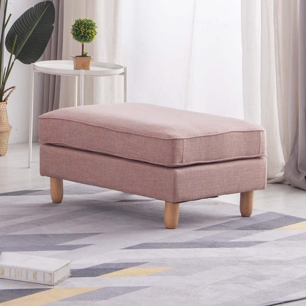 AS-海倫腳椅-80x60x40cm(兩色可選)