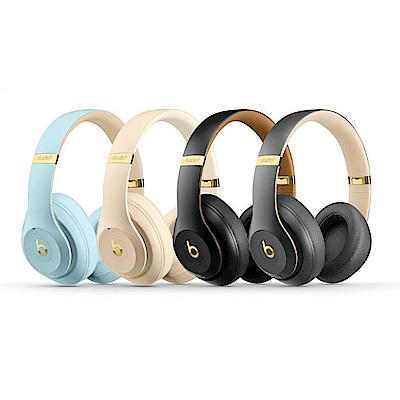 Beats Studio3 Wireless 頭戴式耳機(Skyline)