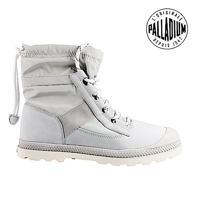 Palladium Pampa Hi BLITZ LP防水靴-女-白