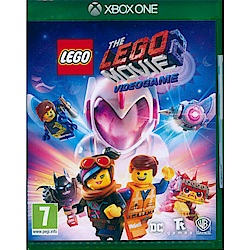 樂高玩電影 2 LEGO MOVIE 2- XBOX ONE 中英文亞版(歐版)