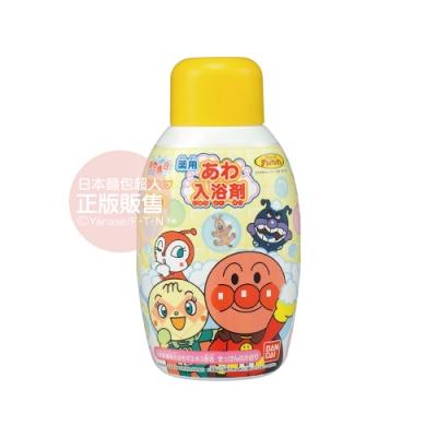 日本Bandai-麵包超人瓶裝泡泡入浴劑300ml-2入組