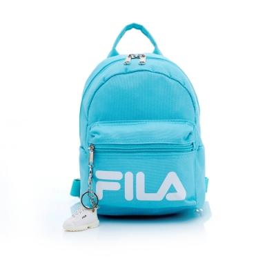 FILA 小型後背包(附鑰匙圈)-薄荷綠 BPT-5103-MT