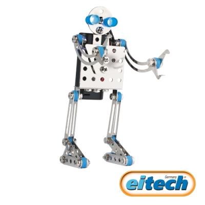 【德國eitech】益智鋼鐵玩具-發光機器人(C93)