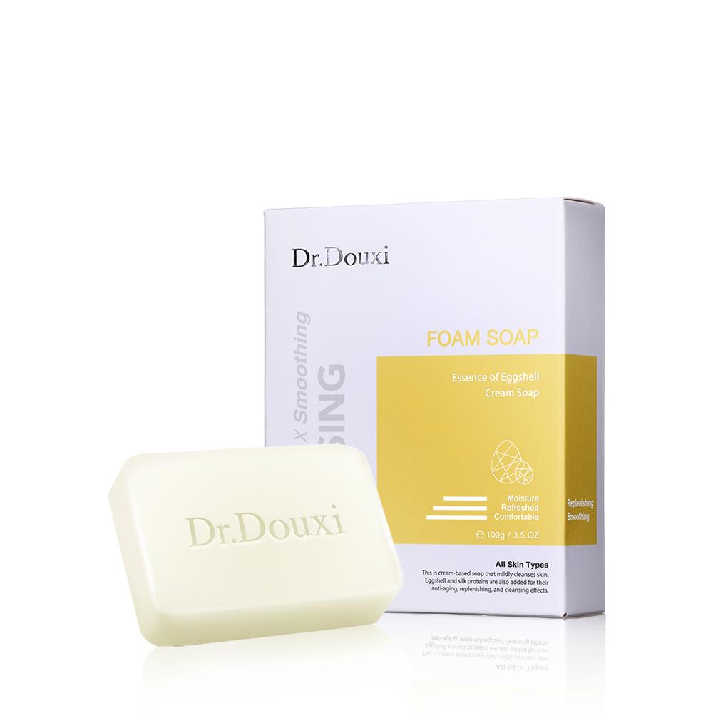 Dr.Douxi朵璽 卵殼精萃乳霜皂100g 美美皂