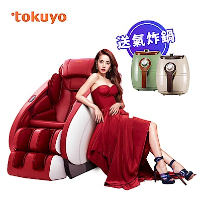 tokuyo PLAY 玩美椅 按摩椅皮革5年保固 TC-730