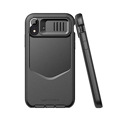 Tech21 英國超衝擊 Evo MAX iPhone XR 鏡頭強化防撞保護殼