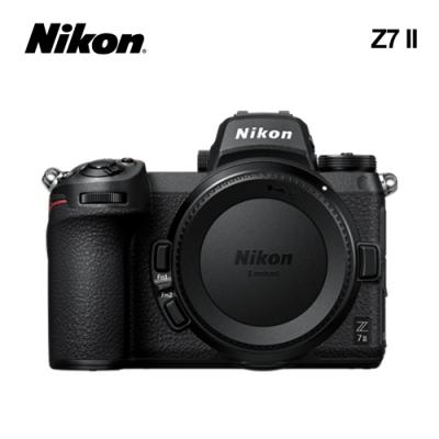 Nikon Z7II BODY單機身 全幅單眼相機 (國祥公司貨)