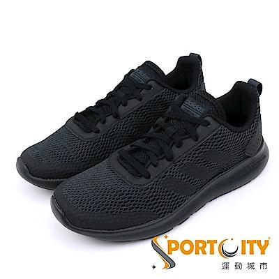 ADIDAS ARGECY 女慢跑鞋 黑-B44892