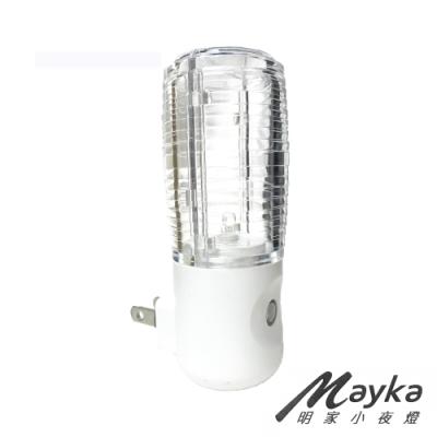 明家Mayka LED光控自動感應小夜燈 GN-010