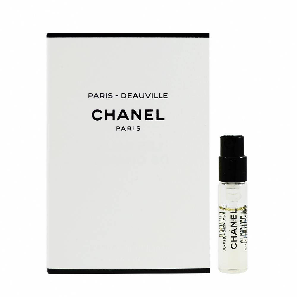 CHANEL 香奈兒 巴黎-杜維埃 針管小香 1.5ml
