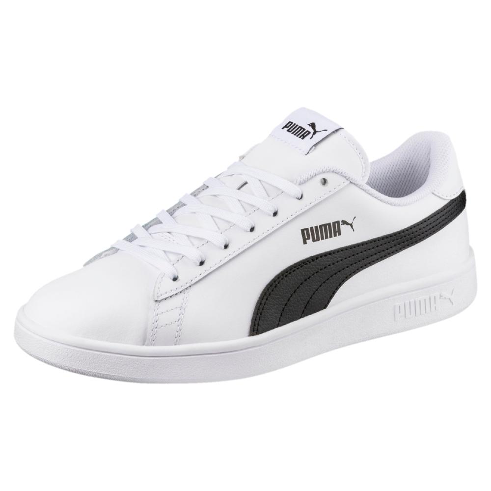【PUMA官方旗艦】Puma Smash v2 L 網球休閒鞋 男女共同 36521501