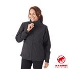 【Mammut】Trovat 3in1 HS 兩件式外套 黑色 女款 #1010-27320