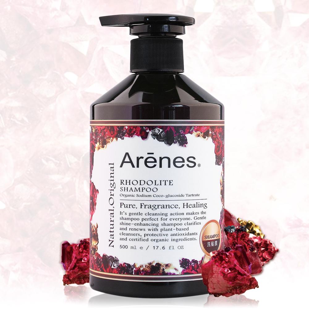 (即期品) Arenes 愛戀玫瑰石青春洗髮露 (500ml)