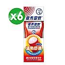 (6入組)曼秀雷敦 熱力舒緩按摩滾珠-50mlx6