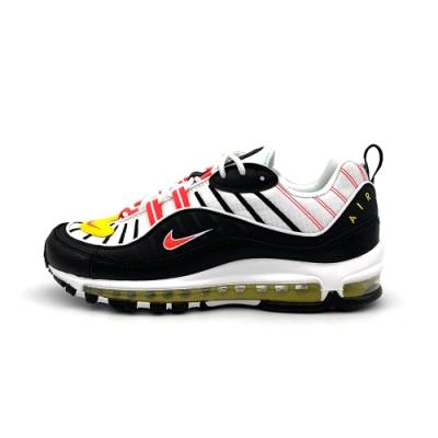 NIKE AIR MAX 98 男休閒鞋-黑彩-640744016