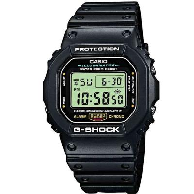 G-SHOCK 頭文字D運動休閒錶(DW-5600E-1)