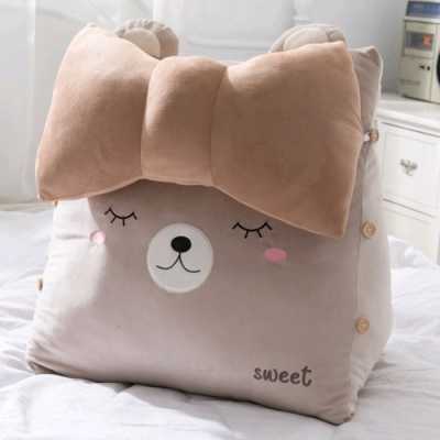 BUNNY LIFE 可愛動物三角靠枕抱枕抬腿枕-多色可選