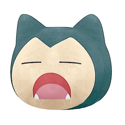 【BANPRESTO】代理版 精靈寶可夢 神奇寶貝 卡比獸 大臉玩偶