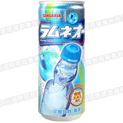 Sangaria SAN碳酸飲料-彈珠汽水風味(250ml)
