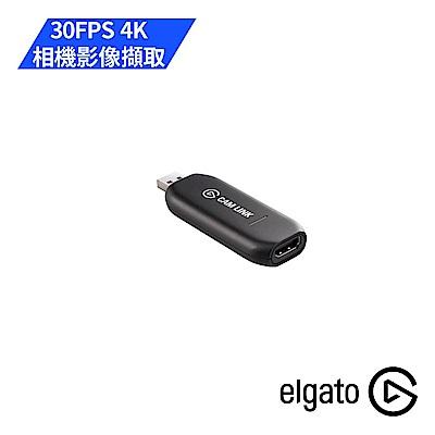 【ELGATO】CAM LINK 4K 相機影像擷卡(4K 60FPS)