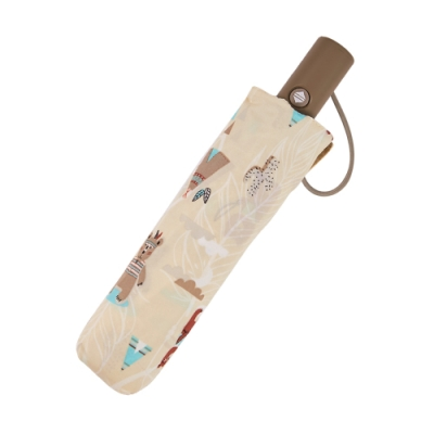RAINSTORY 野營棕熊抗UV加大自動傘