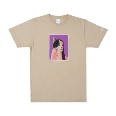 RIPNDIP IDENTITY CRISIS TEE 中指貓 短袖T恤