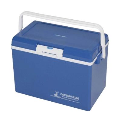 日本鹿牌冰桶22L藍色 M-8177