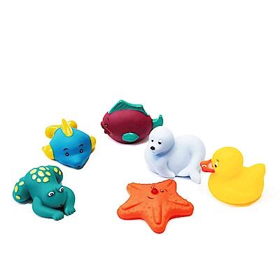 美國 B.Toys 洗澡玩具-水族館-Battat系列