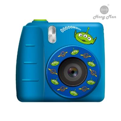 【Hong Man】迪士尼系列 兒童數位相機 三眼怪