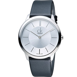 Calvin Klein Minimal 俐落時尚腕錶(K3M211C6)