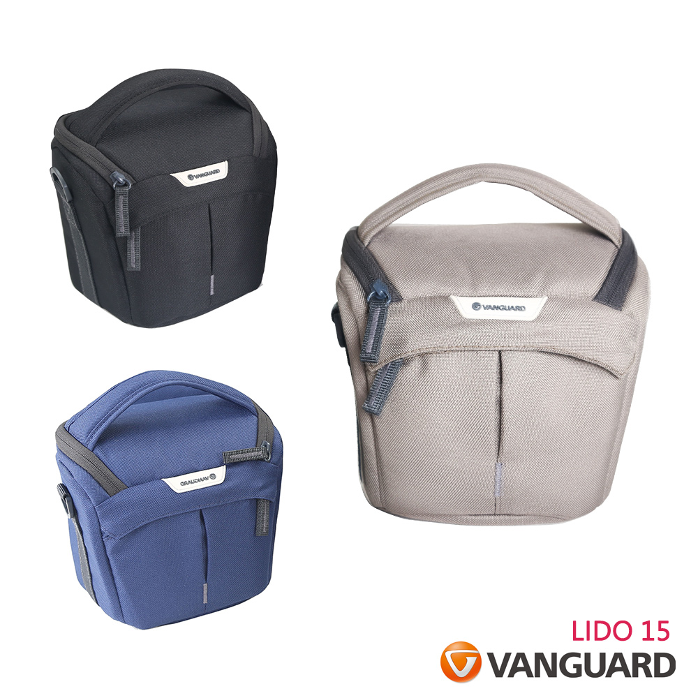 VANGUARD 精嘉 立行者 15 Lido 15 攝影側背包(公司貨)