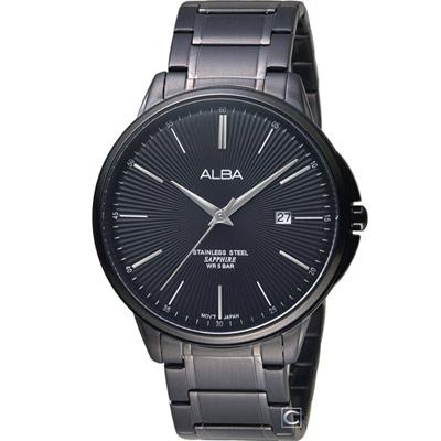 ALBA 雅柏 時尚流行腕錶(AS9H37X1)42.5mm
