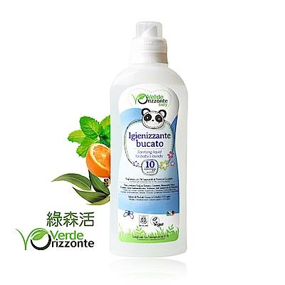綠森活 舒敏衣物去漬抗菌液 VERDE ORIZZONTE (1000ml)