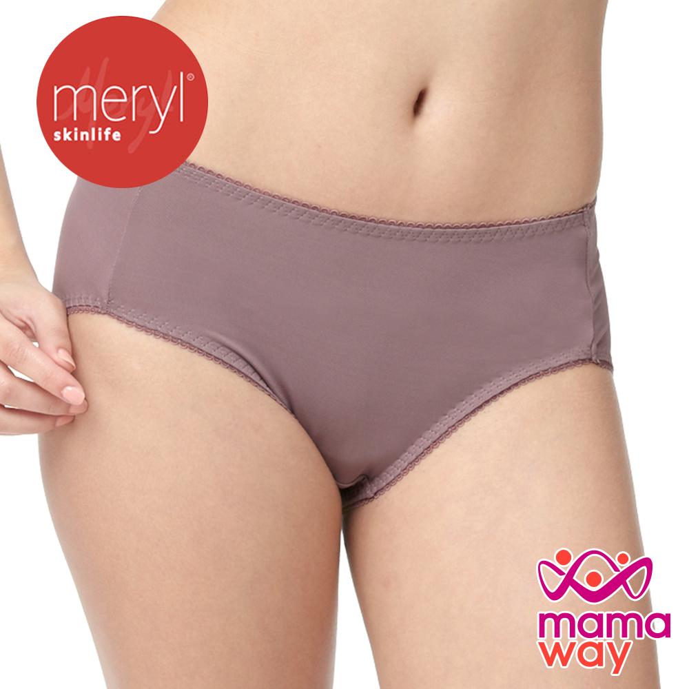 mamaway媽媽餵 Meryl抗菌涼感內褲(2入組) 共六色