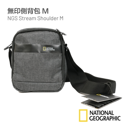 國家地理 無印側背包(M)NGS Stream Shoulder M