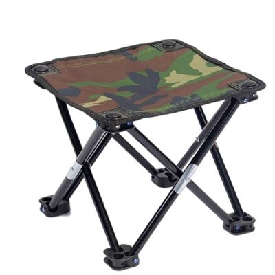 WIDE VIEW 戶外露營小巧四腳折疊椅(WT083057)