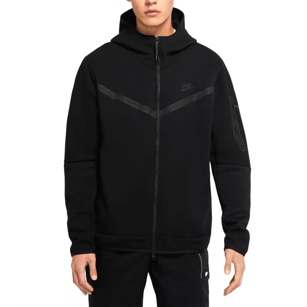 NIKE 連帽外套 休閒 運動 男款 黑 CU4490010 Sportswear Tech Fleece