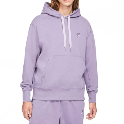 NIKE 上衣 帽T 運動 休閒 長袖上衣 男款 紫 DA0024-588 AS M NSW PO SB HOODIE CLASSIC