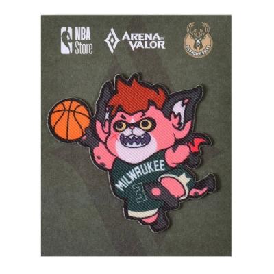 NBA Store x 傳說對決聯名貼布章 公鹿隊