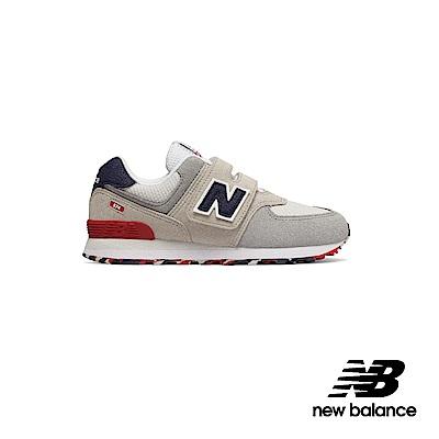 New Balance 復古鞋_YV574UJD_兒童_白色
