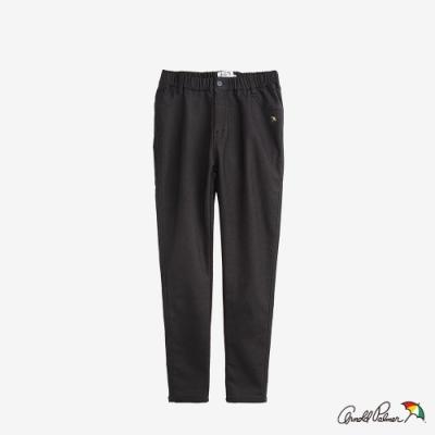 Arnold Palmer -女裝-內裡厚刷毛合身褲-黑色