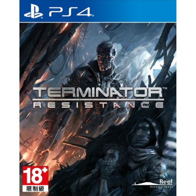 PS4 魔鬼終結者:反抗時刻 Terminator:Resistance(中文版)