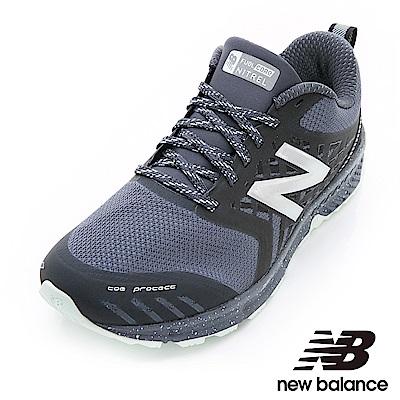 New Balance 越野跑鞋 女鞋 藍 WTNTRLT1