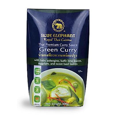 藍象宮廷即時調理包-綠咖哩(300g)