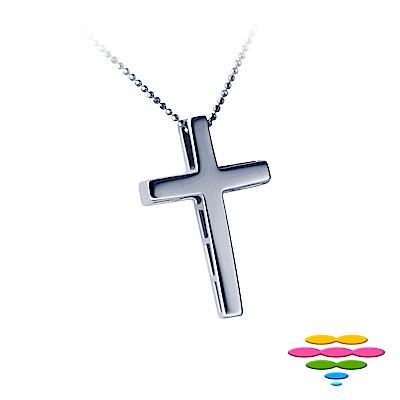 彩糖鑽工坊 十字架項鍊&K金項鍊