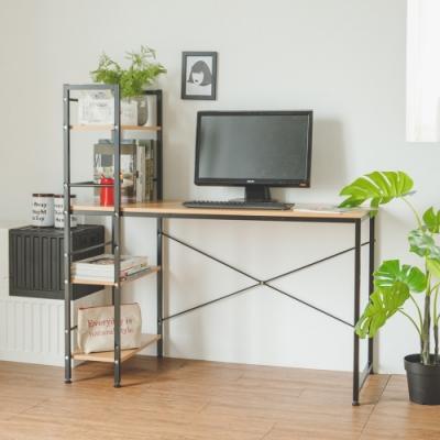 [時時樂限定] 完美主義 層架工作桌/電腦桌/書桌-120x48x70