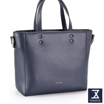 74盎司 CHIC小托特子母包[LG-904-CH-W]藍