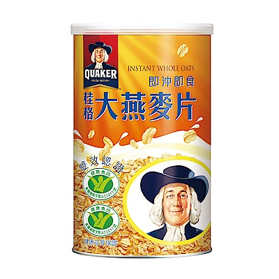 YAHOO購物-x-世界和平會-桂格-大燕麥片-8