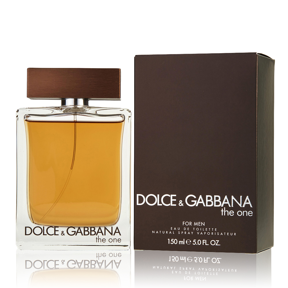 DOLCE & GABBANA D&G the one 唯我男性淡香水150ml